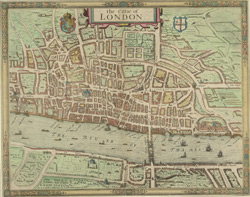 The Cittie of London (1633)